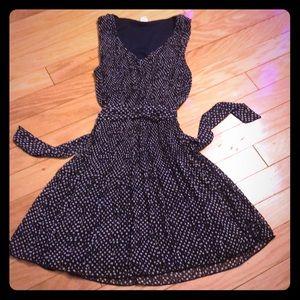 Anthropologie Sleeveless Dress